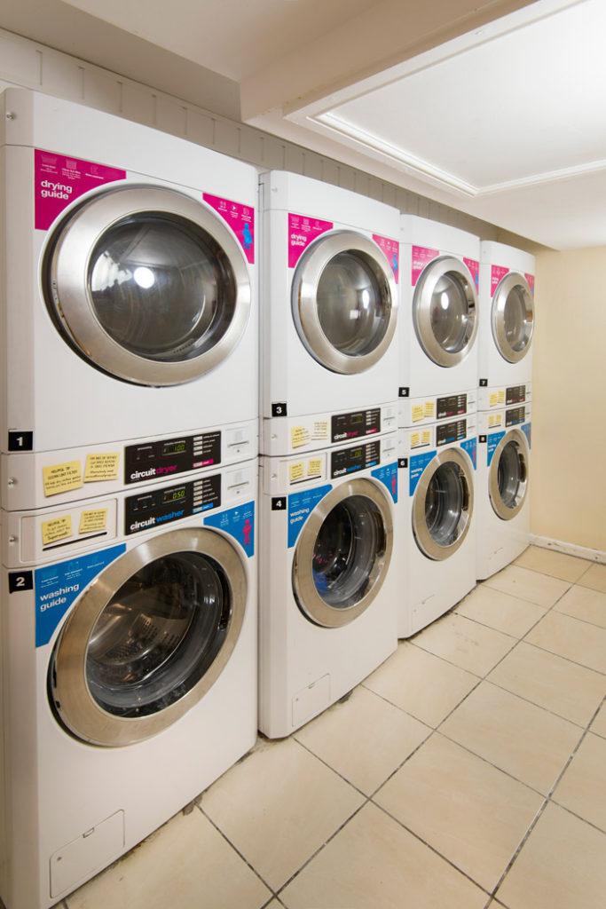 student laundry